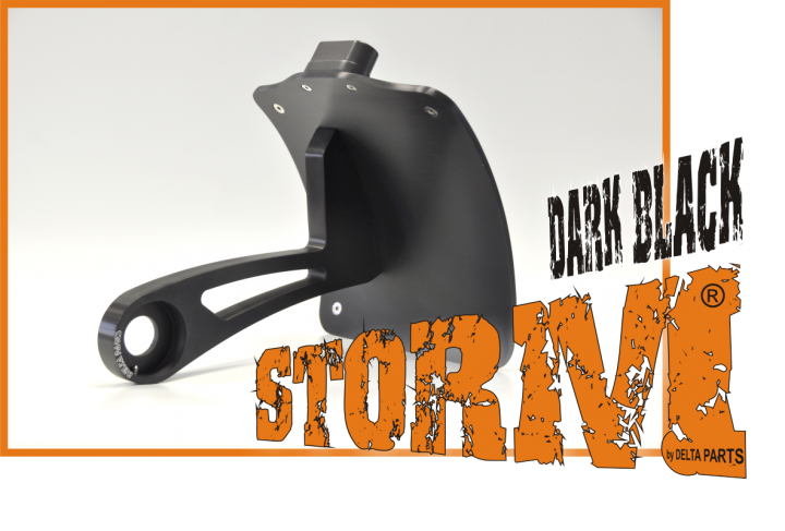 Storm Dark Black