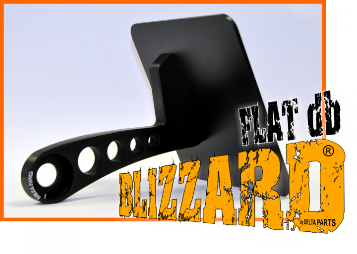 Blizzard Flat Dark Black