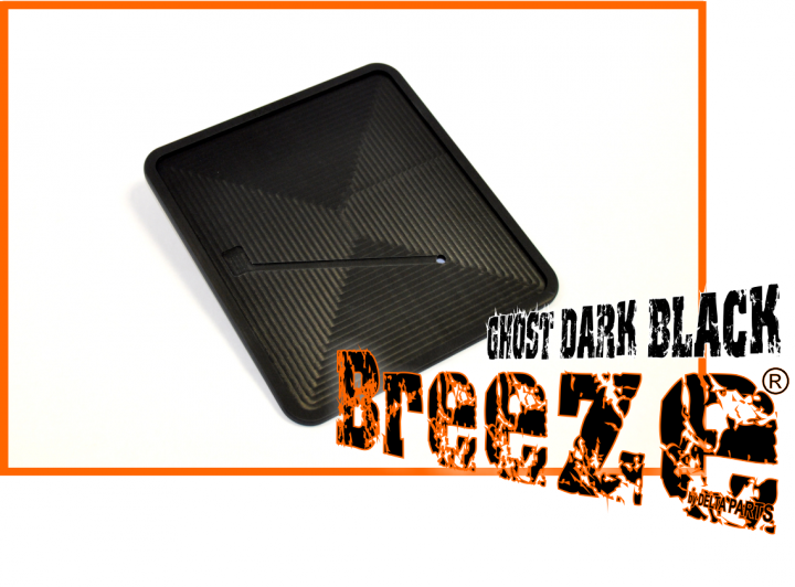 Breeze Ghost dark black