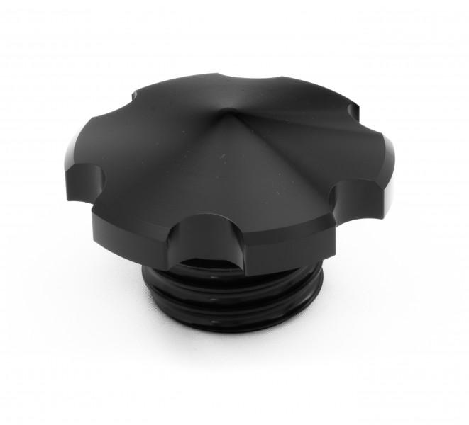 Tankdeckel dark black