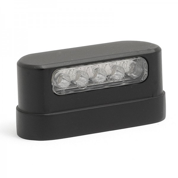 LED-Leuchte schwarz