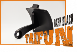Taifun Dark Black